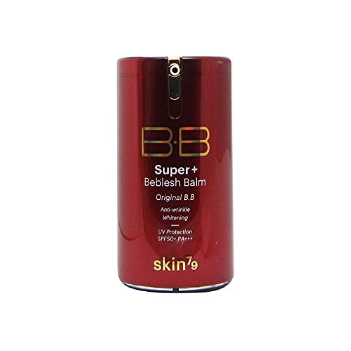 不明瞭異形に沿ってSkin79 Super Beblesh Balm Bb Cream Bronze Spf50 + 40ml [並行輸入品]