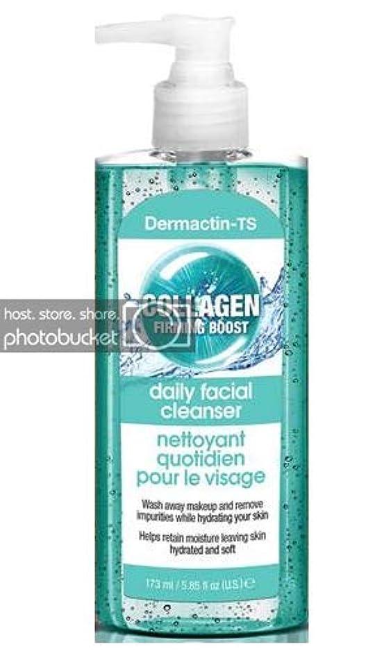 肥料遊具対象Dermactin-TS コラーゲンフェイシャルクレンザー165g (6パック) (並行輸入品)