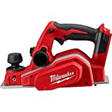 """Milwaukee 2623-20 M18 3-1/4"""" Planer - tool Only"""