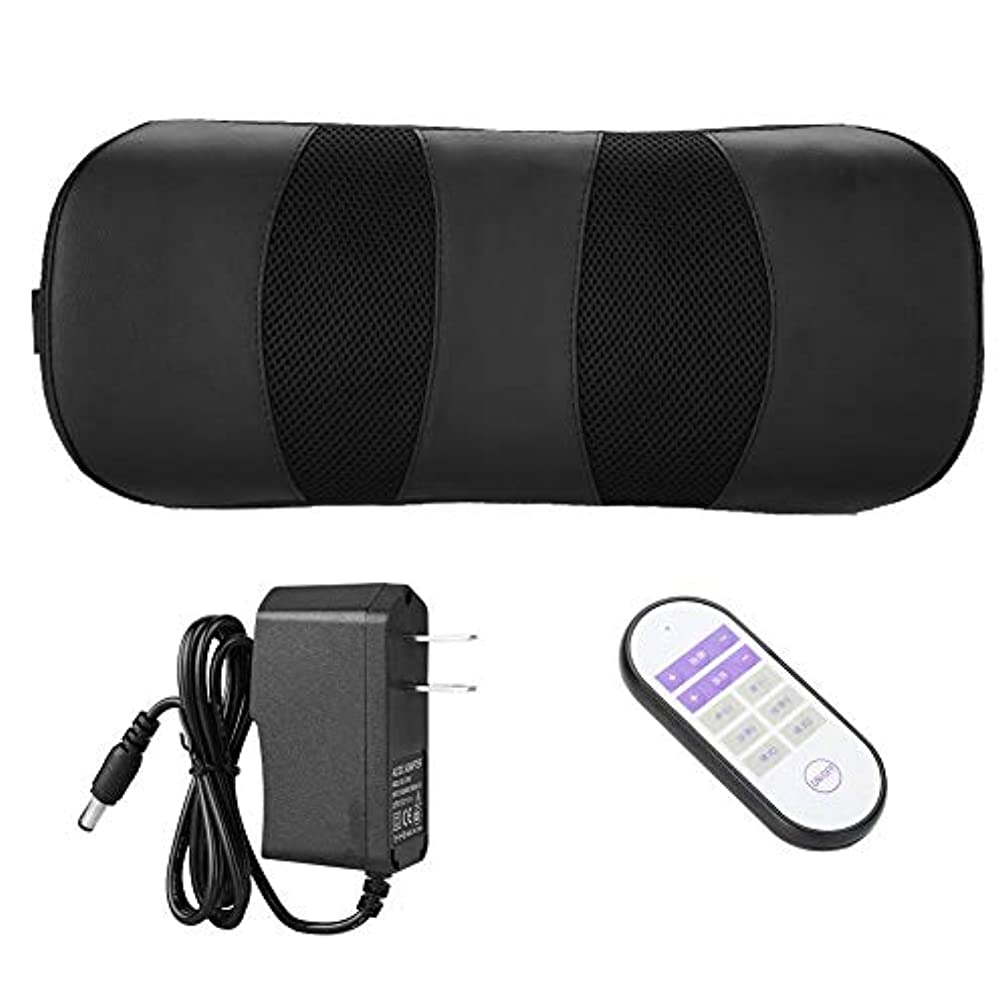 磁気ウエスト枕、空気圧ウエストマッサージ枕、磁気加熱枕ウエストケア、毎日の疲労を和らげる、オフィスで働く人々のため、または両親が家に滞在する