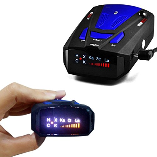 レーダー検出器,レーダー/レーザー検出器,車のスピード限定用...