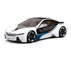 【正規輸入品】 BMW トイ・カー BMW Vision Efficient Dynamics 1:64 Film Edition