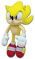 Great Eastern Sonic the Hedgehog Plush-12' Super Sonic (GE-8958) [並行輸入品]