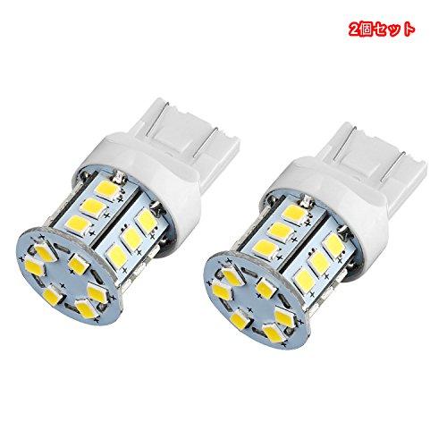 ZISTE 2835SMD T20 LED ダブル ホワイト...