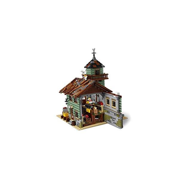 レゴ(LEGO) アイデア つり具屋 21310の紹介画像3