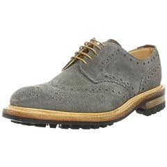 Sanders Gibson Brogue Shoe 8951