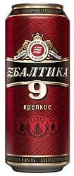 バルティカNo.9 (450ml×24)缶ik ロシア ビール