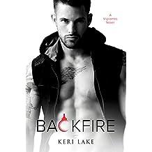 Backfire (A Vigilantes Novel)