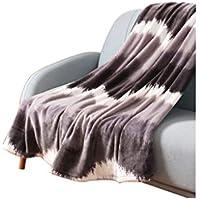 毛布の肥厚フランネルブランケットシートコーラルカーペット毛布ソファブランケットナップブランケット冬のランチブレイク (サイズ さいず : 180cmx220cm)