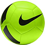 Nike Pitch Team Soccer Ball- Green- Size 5, 4, 3 (3)