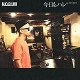 Driving The Dream♪N.O.B.U!!!のCDジャケット