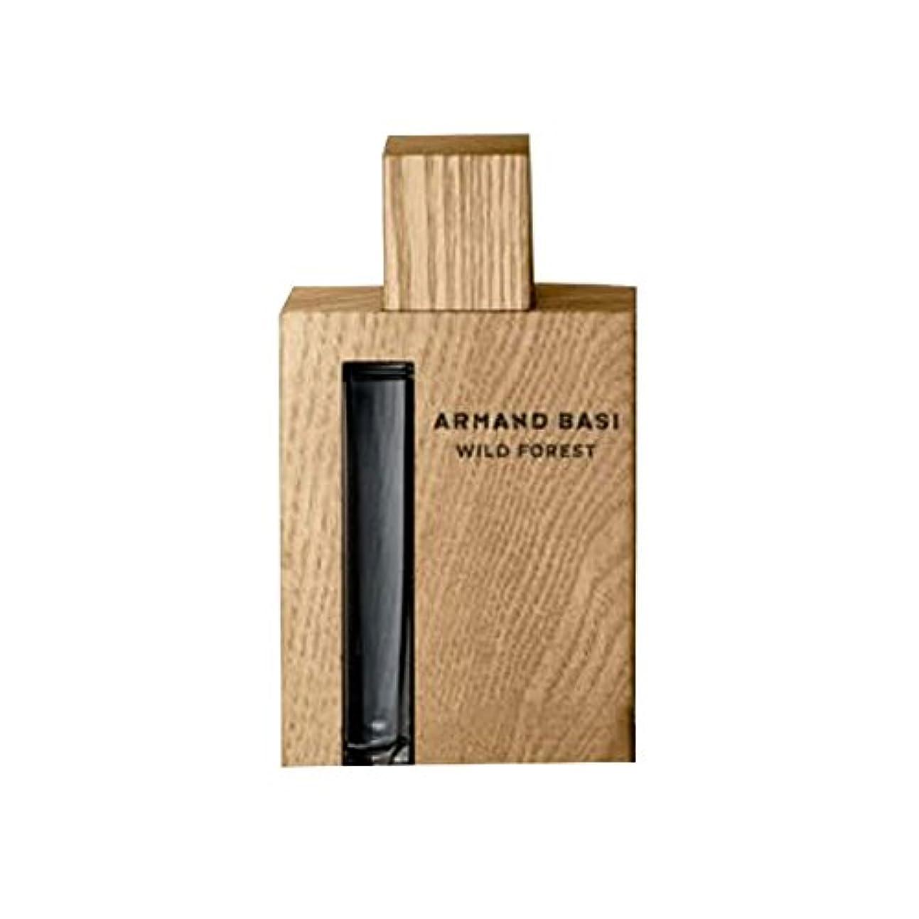 地質学悲観的滅多Armand Basi - ARMAND BASI FORESTワイルドオードトワレ90ML VAPO、 - 【並行輸入品】