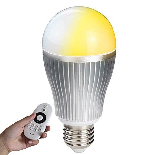LED電球 E26 調光調色可能 リモコン操作 60w相当 ...