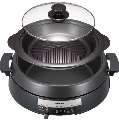 TOSHIBA グリル鍋