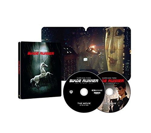 ブレードランナー ファイナル・カット <4K ULTRA HD&ブルーレイセット>(2枚組)スチールブック仕様(2049セット限定生産) [Blu-ray]