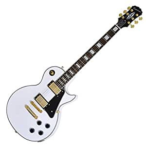 Epiphone エピフォン エレキギター Les Paul Custom Pro Alpine White