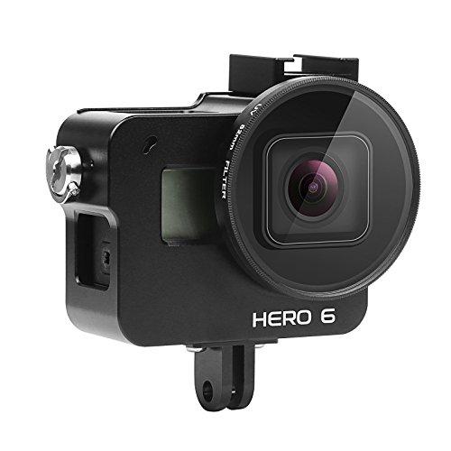 SHOOT GoPro Hero6 Balck用バックドア付...