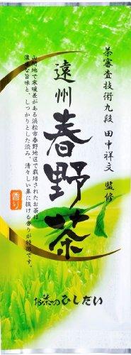 ひしだい製茶 遠州 春野茶 100g