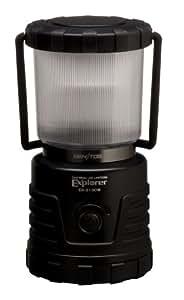 ジェントス LED ランタン 【明るさ300ルーメン/連続点灯22時間/防滴】 エクスプローラー EX-313CW