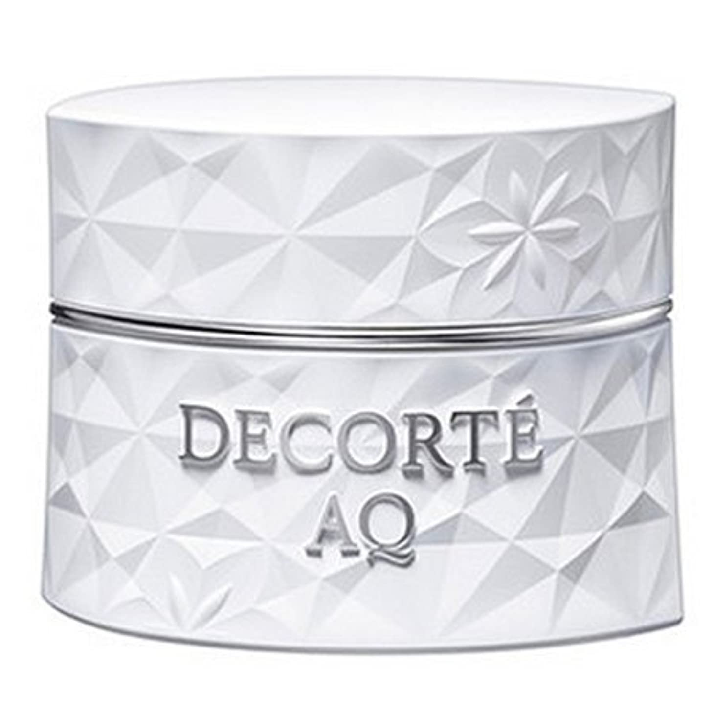 割れ目見捨てられた葉コスメデコルテ AQ ホワイトニング クリーム 25g-COSME DECORTE-