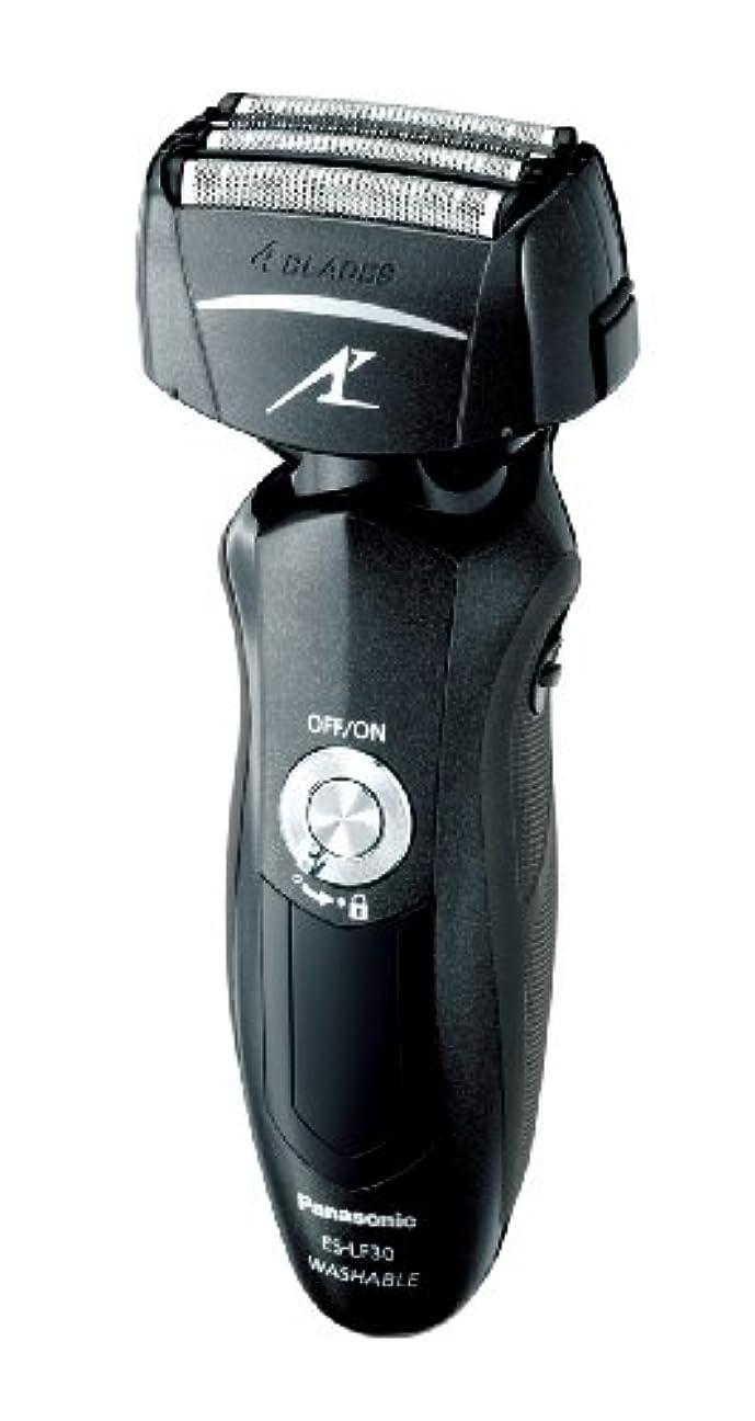 隣人ベルトタービンパナソニック ラムダッシュ 4枚刃 黒 ES-LF30-K