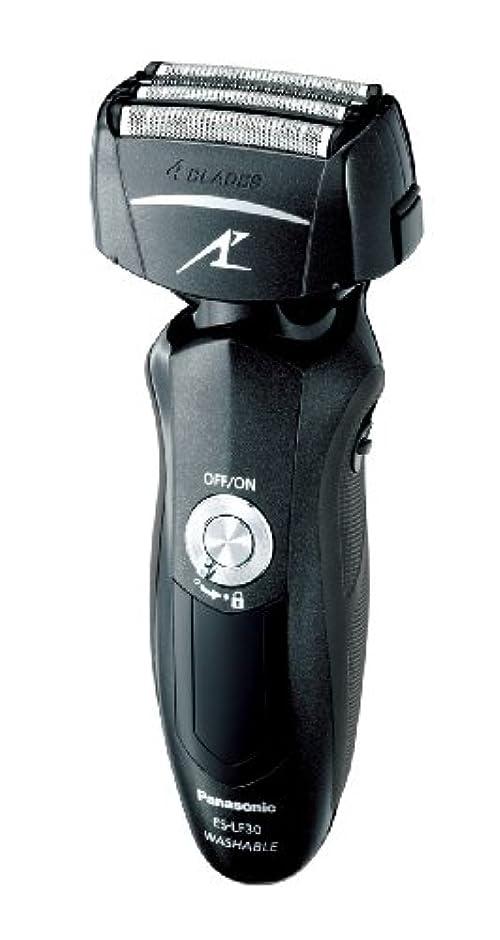 皿耐えられないホースパナソニック ラムダッシュ 4枚刃 黒 ES-LF30-K