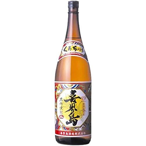 喜界島酒造 黒糖焼酎 25度 瓶 1800ml [ 焼酎 鹿児島県 ]
