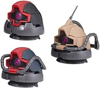 機動戦士ガンダム EXCEED MODEL DOM HEAD 01 (BOX) 9個入