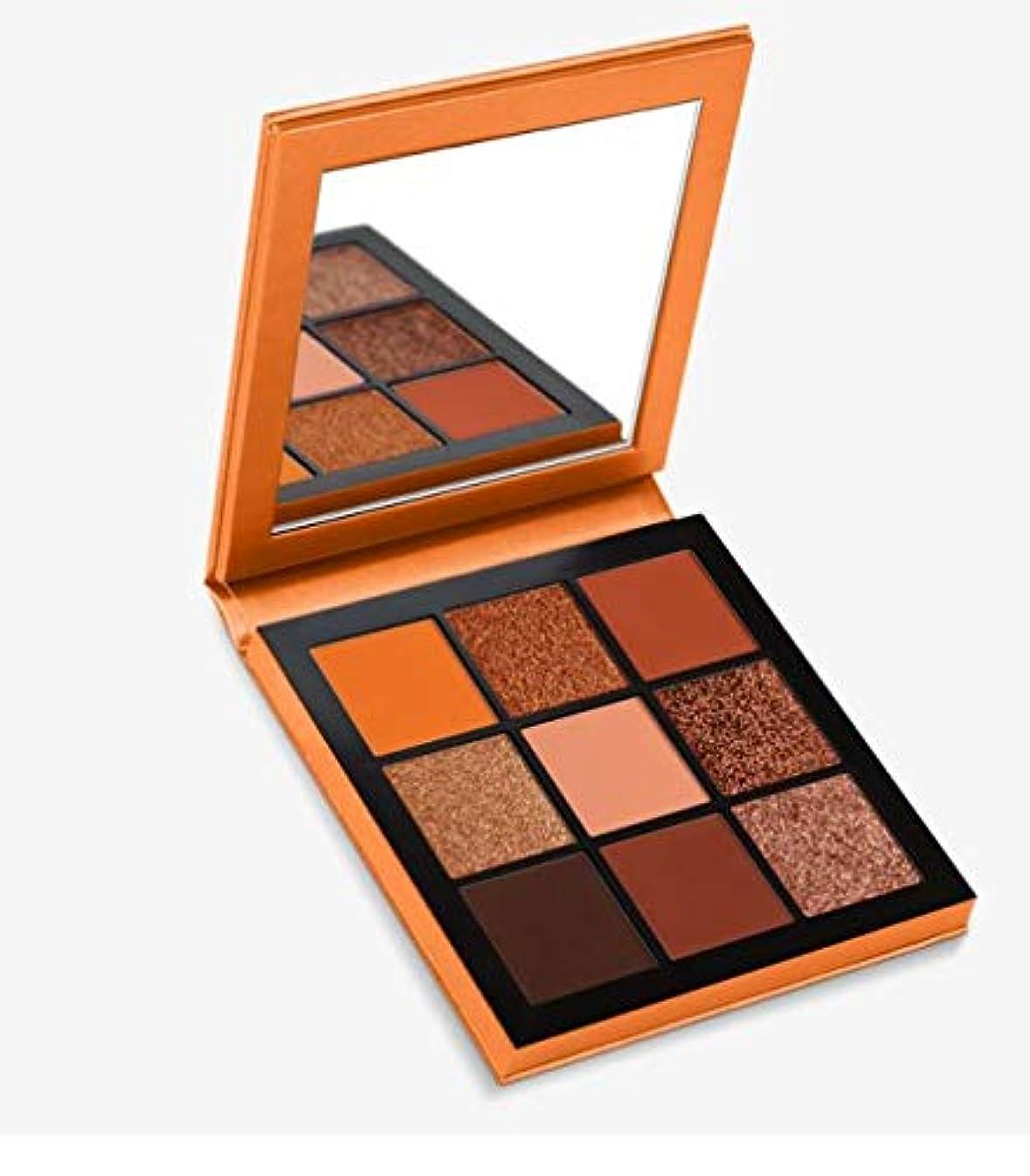 カヌー摂氏度鉱石Hudabeauty Obsessions Eyeshadow Palette Topaz アイシャドウパレット