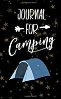 Journal For Camping: Camping Notebook (Summer Journal With Prompts) 1