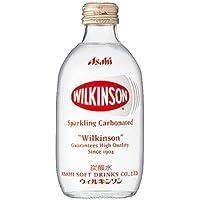アサヒ飲料 ウィルキンソン タンサン ワンウェイびん 300ml×24本