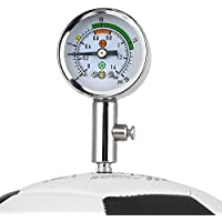 ボール専用エア圧力計 空気圧計 サッカー、バレーボール、バスケットボール 内圧計 取り付けやすい