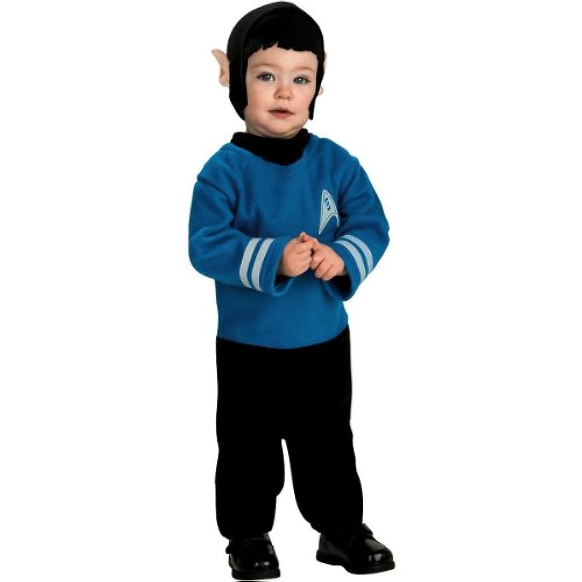 化学薬品花婿数映画「スタートレック(2009年)」 ミスター?スポック ベビー用 コスチューム / Star Trek Little Spock Infant サイズ:Infant (6-12M)