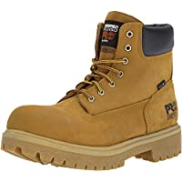 """Timberland PRO Mens Direct Attach 6"""" Steel Toe"""