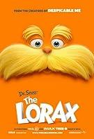 Dr。Seuss ' The Lorax ( 2012) 11x 17映画ポスター–スタイルA Unframed PDPCB34174