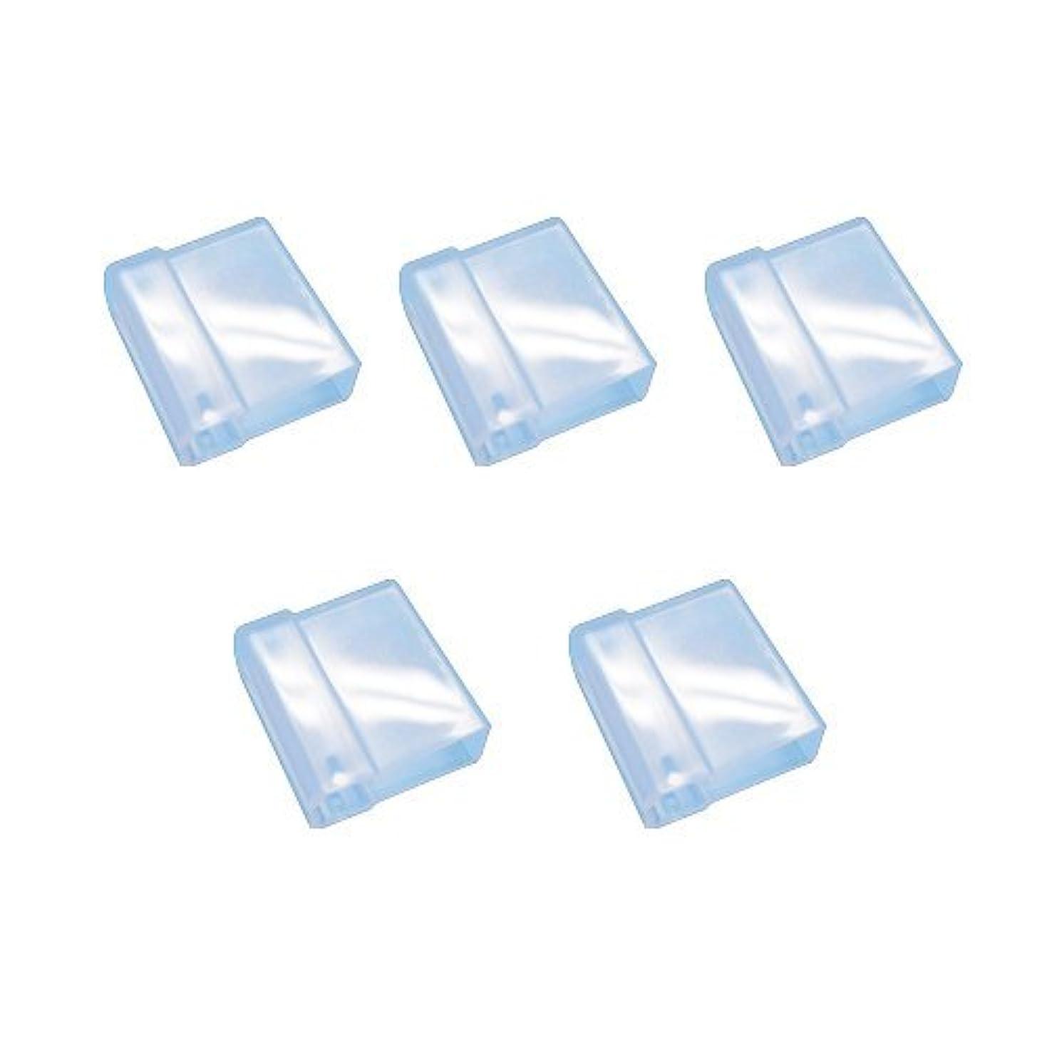 で出来ているシネウィ一月タフト24専用 スライド式キャップ 5個入