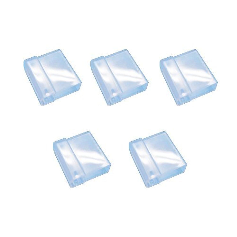 印刷する貞唯一タフト24専用 スライド式キャップ 5個入