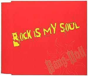 ROCK IS MY SOUL