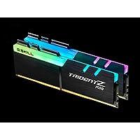 G.Skill DDR4メモリ DDR4-2933 16GBKit(8GB×2枚組)国内正規品 OVERCLOCK WORKS購入限定特典ステッカー付き F4-2933C14D-16GTZRX