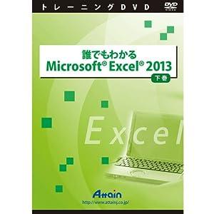 誰でもわかるMicrosoft Excel 2013 下巻