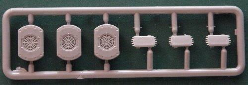 Nゲージ 97-4 AU13E分散クーラー/斜押込型ベンチレーター (107系) (4枚組)