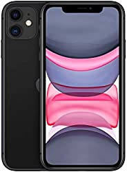 Apple iPhone 11 128GB ブラック SIMフリー (整備済み品)