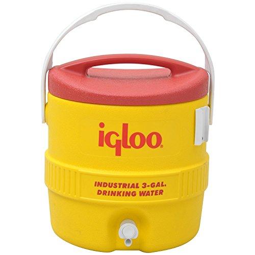 igloo(イグルー) ウォータージャグ400S 3ガロン(約12L) イエロー/レッド #431