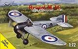 エイビス 1/72 イギリス空軍 ブルストルM.1C単葉戦闘機 シルバーウイング プラモデル AV7235
