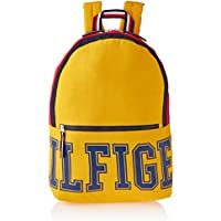 Tommy Hilfiger Unisex Txu Backpack Txu Backpack, Old Gold, One Size