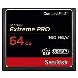 サンディスク Extreme PRO CF 160MB/S 64GB