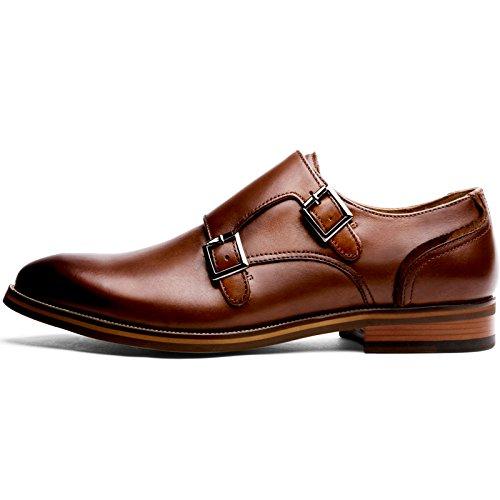 (フォクスセンス) Foxsense ビジネスシューズ 紳士靴 革靴 本革 メンズ モンクストラップ 3枚目のサムネイル