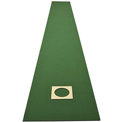 山善(YAMAZEN) パッティングマット ゴルフ ゴルフ練習用パターマツト...