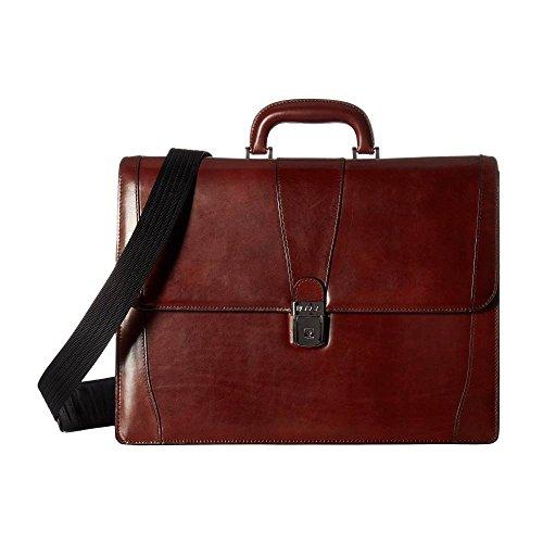 (ボスカ) Bosca メンズ バッグ ブリーフケース Old Leather Collection - Double Gusset Briefcase 並行輸入品