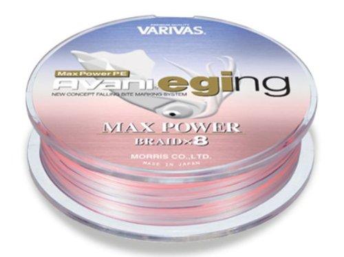 モーリス(MORRIS) PEライン バリバス アバニ エギング マックスパワー 150m 0.8号